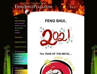 fengshuiplaza.com screenshot