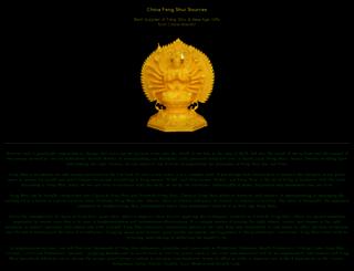 fengshuisources.com screenshot