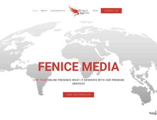 fenice-media.com screenshot