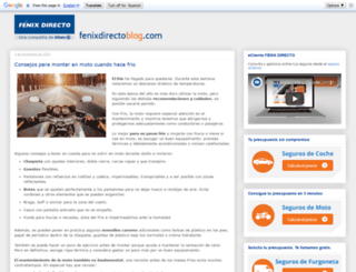 fenixdirectoblog.com screenshot