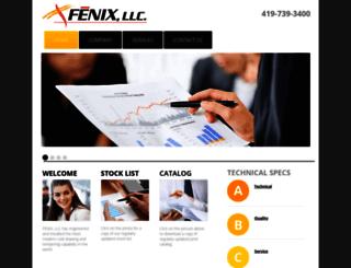 fenixllc.com screenshot