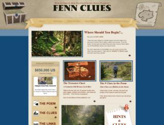 fennclues.com screenshot
