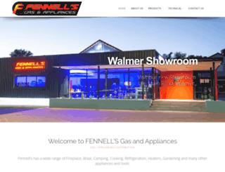 fennell.co.za screenshot