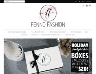fennofashion.blogspot.com screenshot