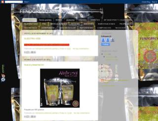 fenogrecoambrosia.blogspot.com.ar screenshot