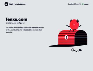 fenxs.com screenshot