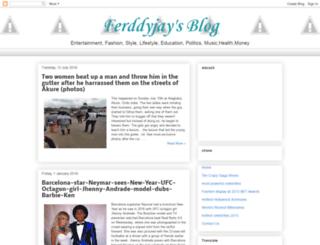 ferddyjay.blogspot.com screenshot