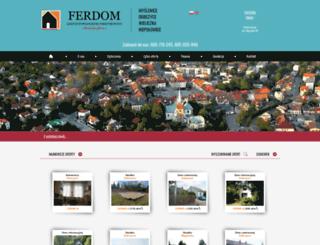 ferfecki.pl screenshot
