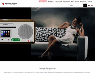 ferguson-digital.eu screenshot