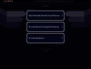 feriale.fr screenshot