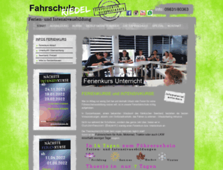 ferienfahrschule-gunzenhausen.de screenshot
