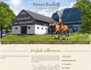 ferienhof-bischoff-frankenberg.de screenshot