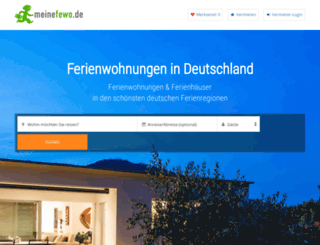 ferienhotelweb.de screenshot