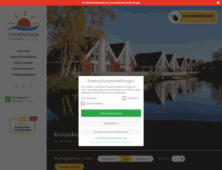 ferienpark-scharmuetzelsee.de screenshot