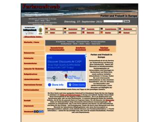 ferienzeitweb.de screenshot