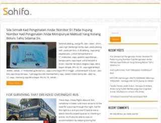 feriotravel.com screenshot