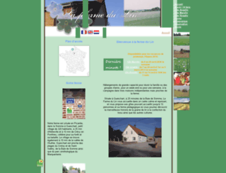 fermedulin.com screenshot