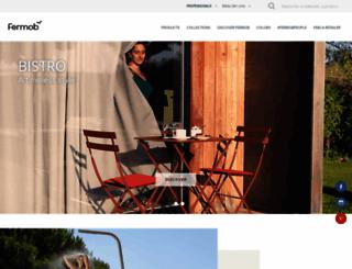fermob.com screenshot