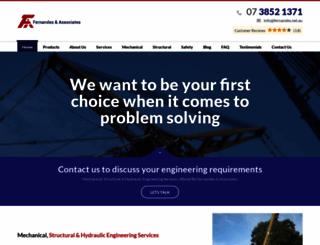 fernandes.net.au screenshot