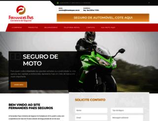 fernandespaes.com.br screenshot