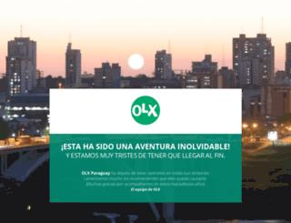 fernandodelamora.olx.com.py screenshot