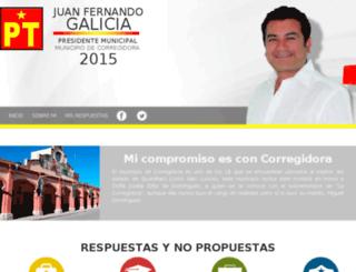 fernandogalicia.com screenshot