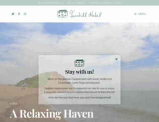 fernhill-hotel.co.uk screenshot