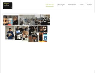 fernsehkombinat.de screenshot