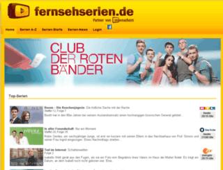 fernsehserien.com screenshot