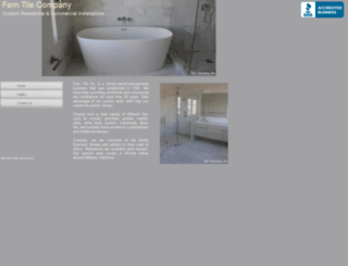 ferntile.com screenshot