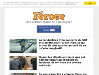 feroce.cc screenshot
