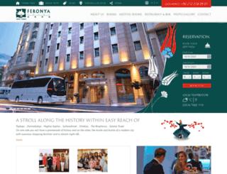 feronya.com screenshot