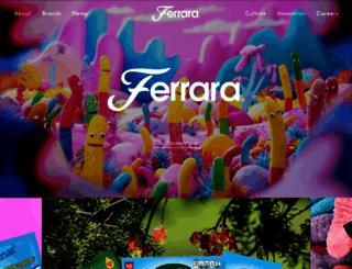 ferrarausa.com screenshot