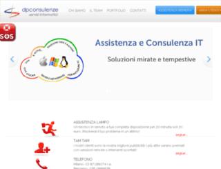 ferrero43.dpconsulenze.eu screenshot