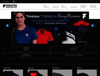fersten.com screenshot