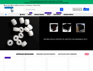 fersumac.com screenshot