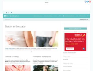 fertilidad.elembarazo.net screenshot