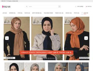 ferzade.com screenshot