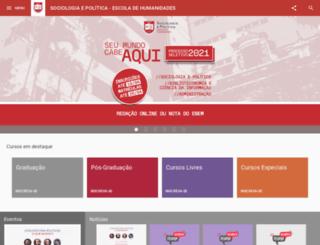 fespsp.com.br screenshot