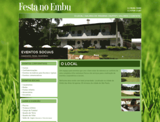 festanoembu.com.br screenshot
