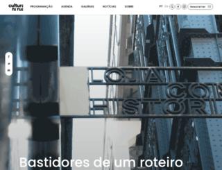 festasdelisboa.com screenshot
