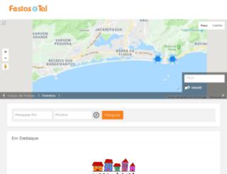 festasetal.com screenshot