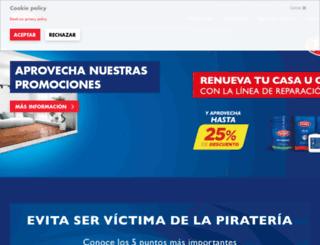 fester.com.mx screenshot