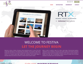 festiva.com screenshot