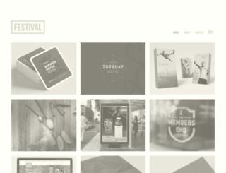 festivalcreative.com screenshot