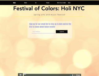 festivalofcolors.org screenshot
