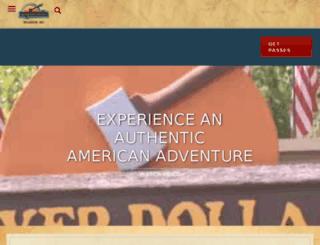 festivals.bransonsilverdollarcity.com screenshot