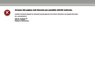 festivaltnt.it screenshot