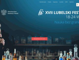 festiwal.lublin.pl screenshot