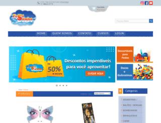 festsonho.com.br screenshot